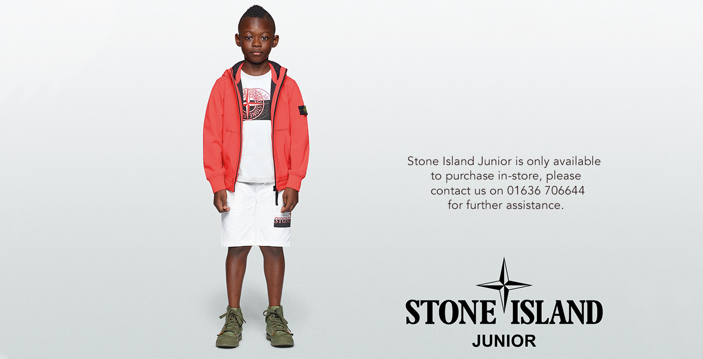 Stone Island Junior Homepage