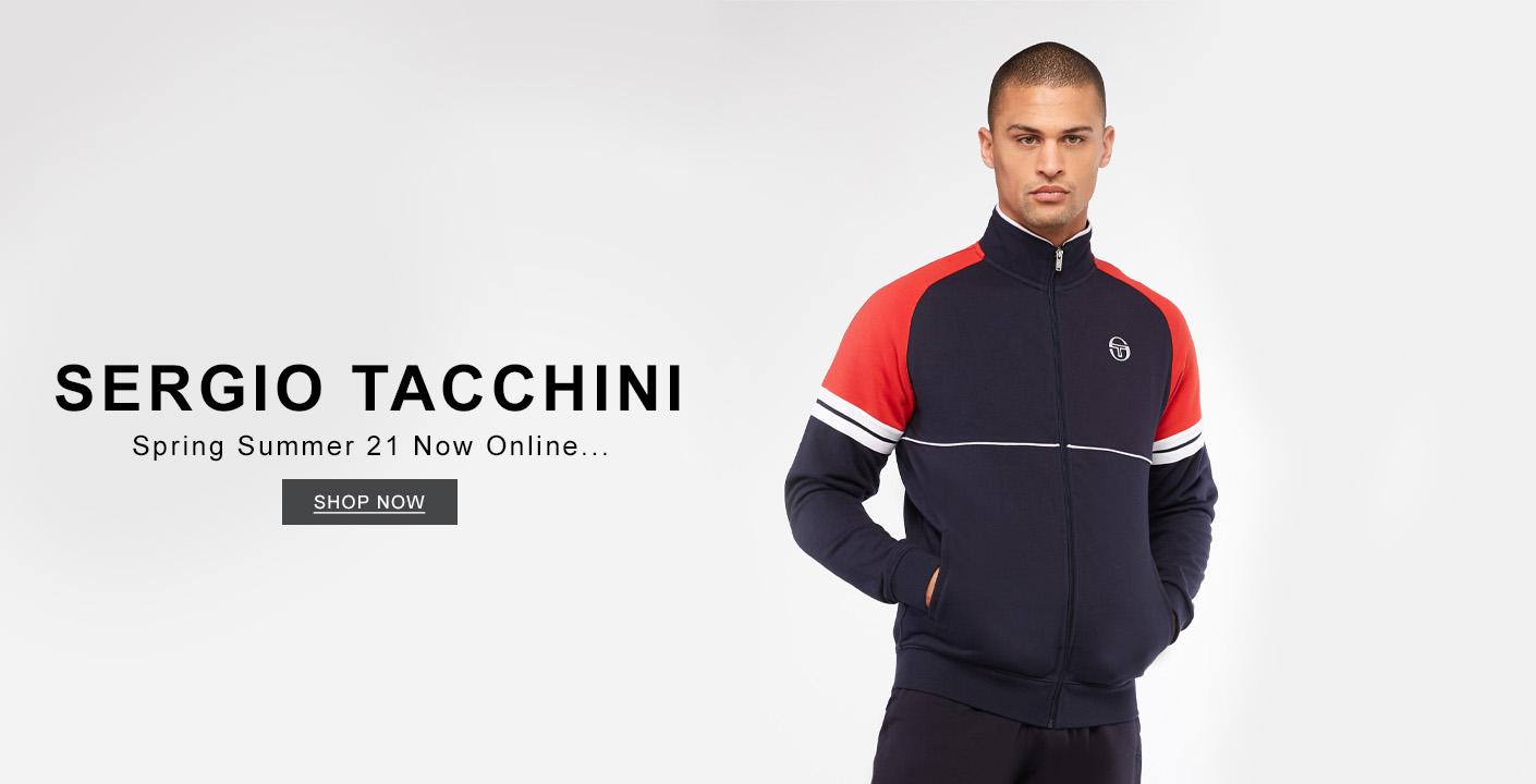 Mens Sergio Tacchini Now Online