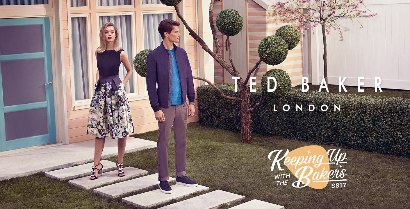 Mens Ted Baker Clothing and Footwear at oxygenclothing.co.uk