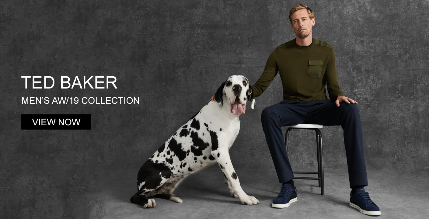 Ted Baker Mens Collection At Masdings.com