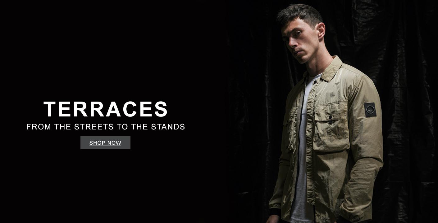 Mens Terraces Clothing At Masdings.com