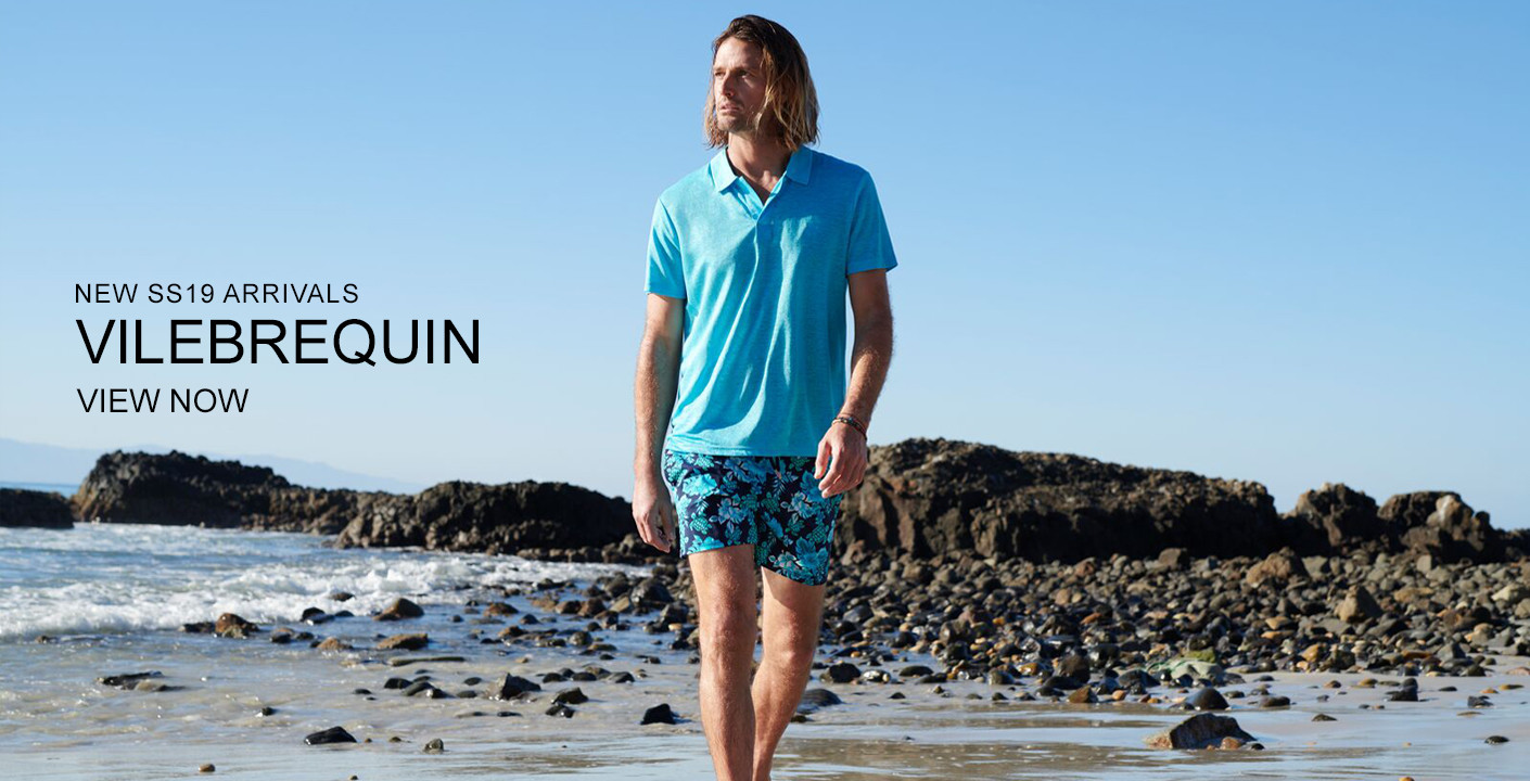 Swim Shorts & Polo Shirts From Vilebrequin