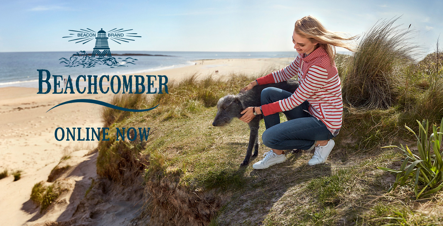 Womens Barbour Beachcomber at masdings.com