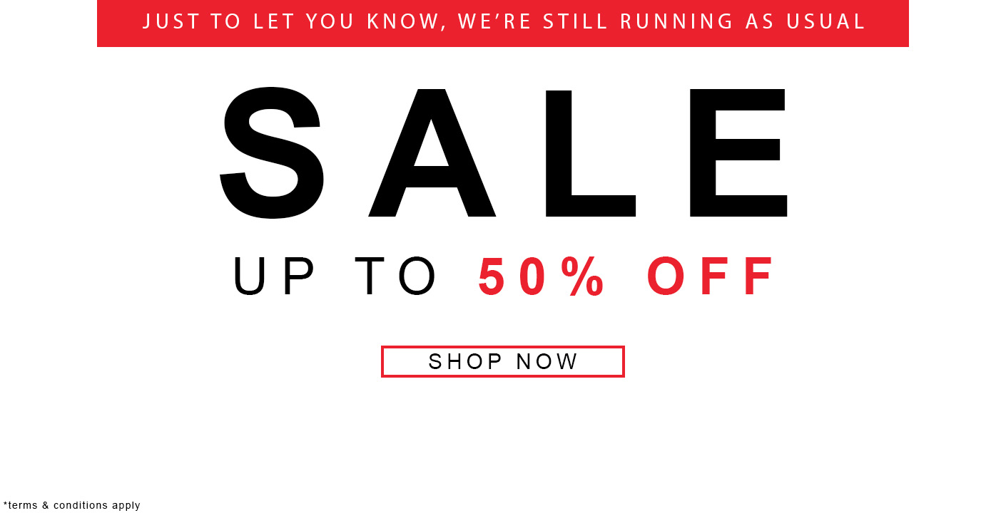 Sale Up To 50% Off At Masdings