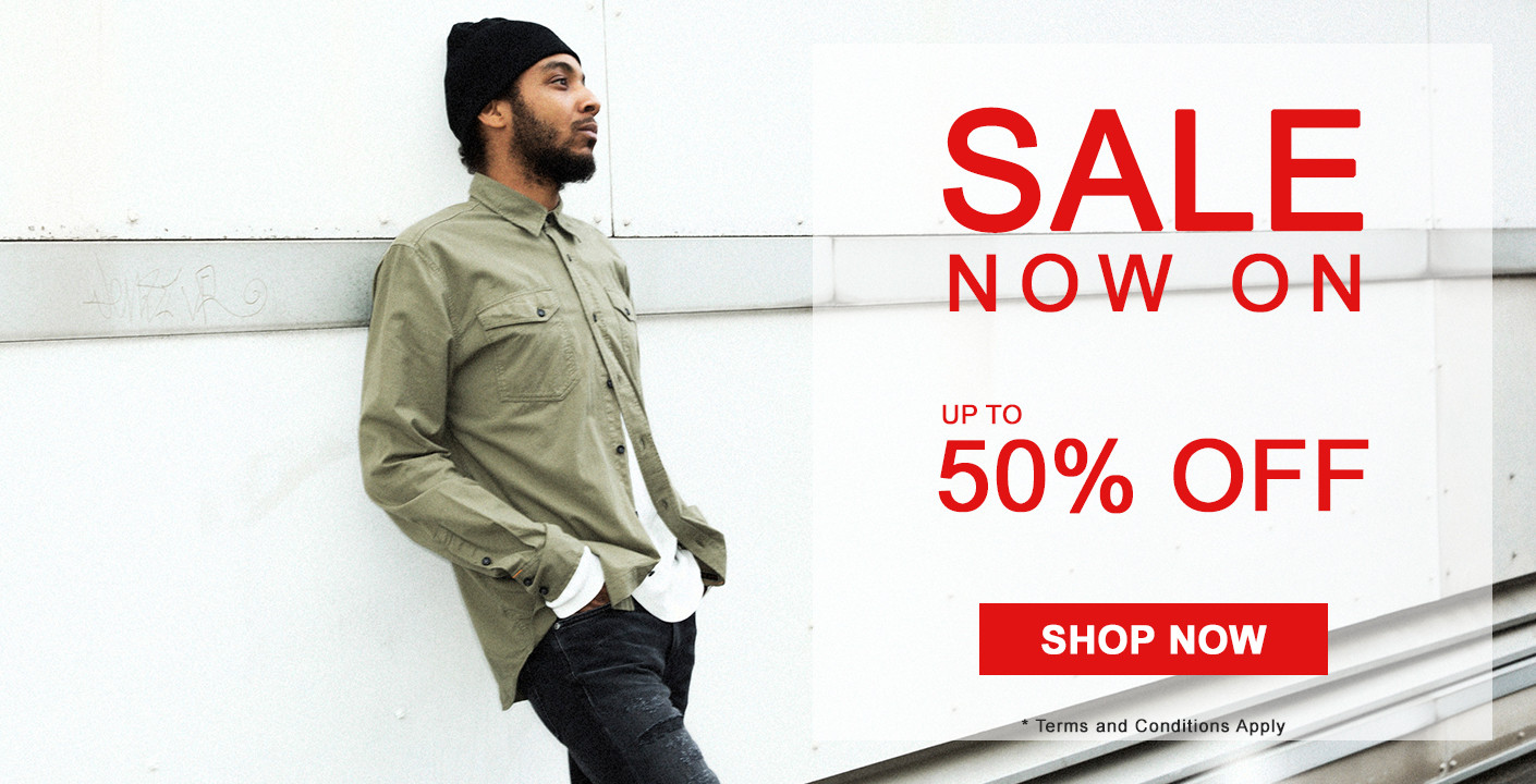 Mens Sale Is Now On | Shop Now