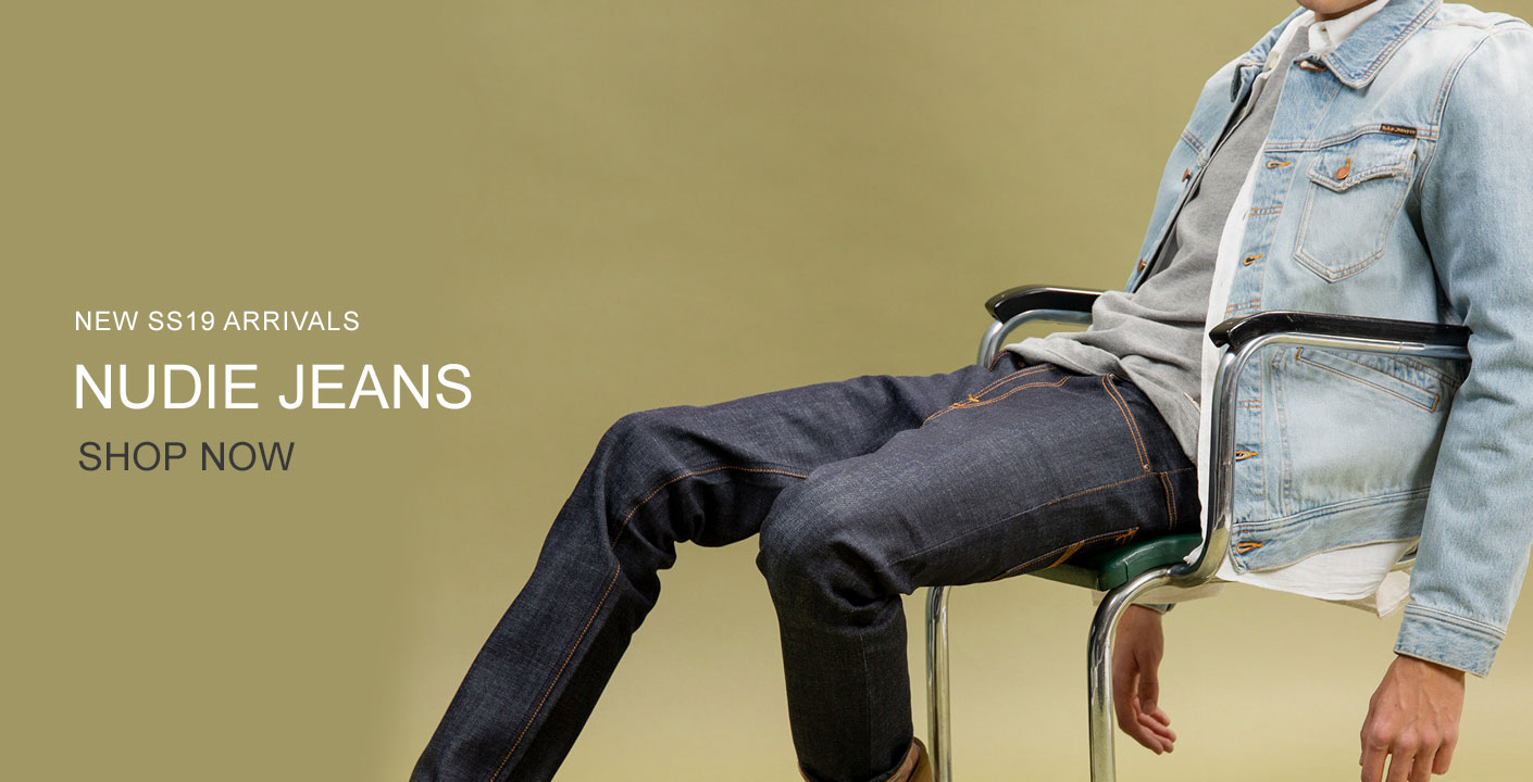 Nudie Jeans - New Arrivals