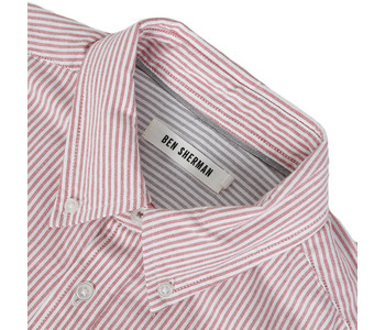 Ben Sherman striped oxford shirt at masdings.com