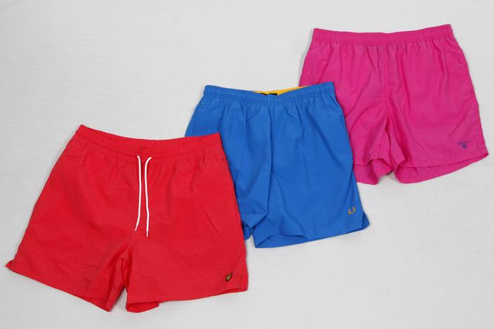Plain swimshorts at masdings.com