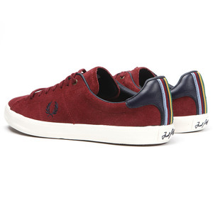 Fred Perry by Bradley Wiggins trainers at Masdings.com