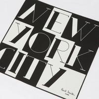 Paul Smith New York t-shirt at oxygenclothing.co.uk