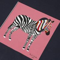 Paul Smith zebra head t-shirt at oxygenclothing.co.uk