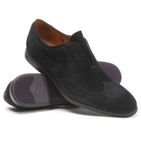 Paul Smith suede brogue at oxygenclothing.co.uk