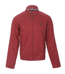 Pretty Green Red Harrington jacket at masdings.com