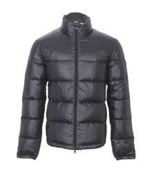 EA7 Mountain down puffer jacket at masdings.com