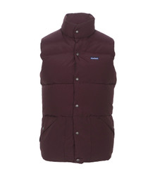 Penfield Outback gilet at masdings.com