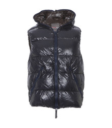 Duvetica body warmer at masdings.com