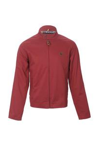 Pretty Green Red Harrington jacket at masdings.com