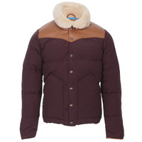 Penfield Rockwool Burgundy Jacket at masdings.com