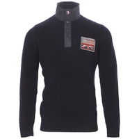 Barbour Steve McQueen Cascade Half Button Knit at Oxygenclothing.co.uk