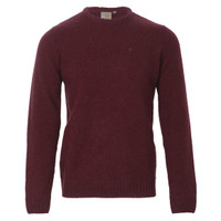 Carhartt University Cranberry Knitted Sweater at masdings.com