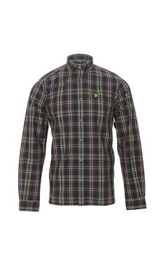 Lyle & Scott Tartan Shirt