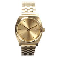 Nixon time teller gold at oxygenclothing.co.uk