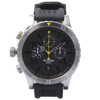Nixon 48-20 rubber strap watch at oxygenclothing.co.uk