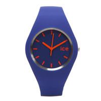 Ice watch blue sili watch