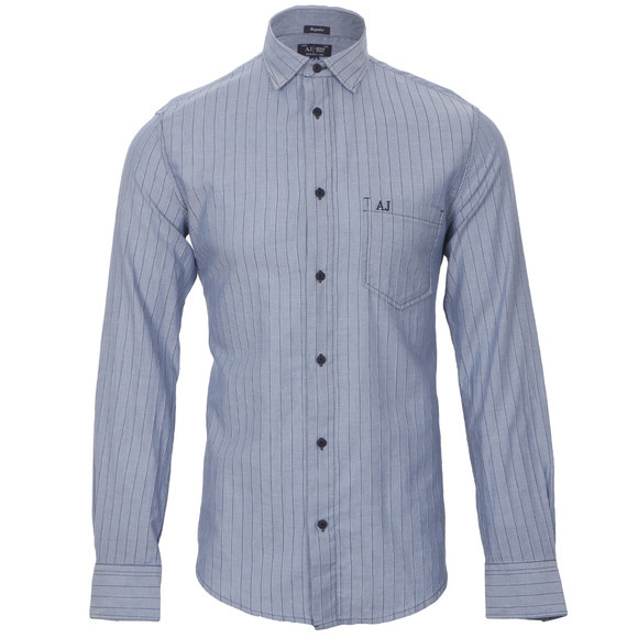Armani Jeans stripe shirt