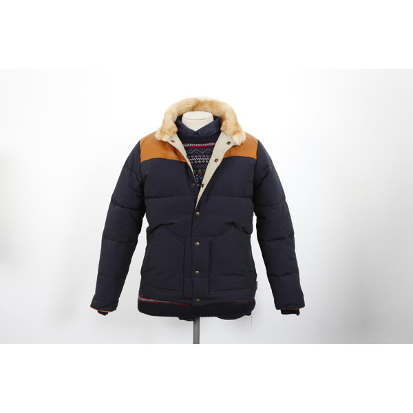 Penfield Jacket, jumper and shirt