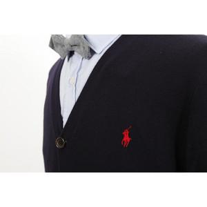 Ralph Lauren Cardigan, Scotch & Soda Shirt and Scotch & Soda bow tie