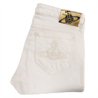 Vivienne Westwood white jeans