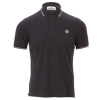 Stone Island Polo at Oxygenclothing.co.uk