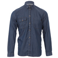 Paul Smith denim shirt at oxygenclothing.co.uk