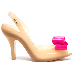 Vivienne Westwood Lady Dragon Bow Shoe at Masdings.com