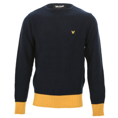 Lyle & Scott knitwear at masdings.com