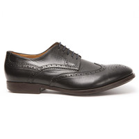 Paul Smith panorama black brogue at oxygenclothing.co.uk