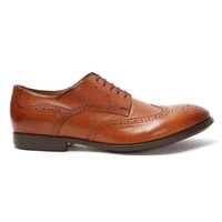 Paul Smith Panorama tan brogue at oxygenclothing.co.uk