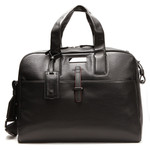 Hugo Boss leather bag at oxygenclothing.co.uk