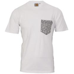 Carhartt floral pocket print t-shirt at masdings.com