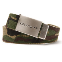 Carhartt camo belt at Masdings.com
