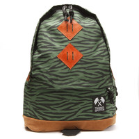 Trainer Spotter camo backpack at Masdings.com