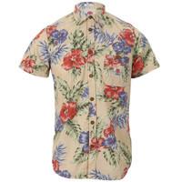 Franklin and Marshall Hawaiian Shirt