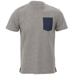 Bellfield polka dot t-shirt at Masdings.com