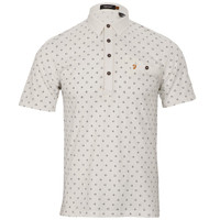 Farah George white polo at masdings.com