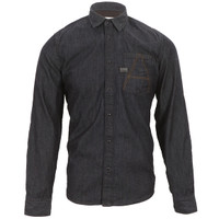 G-Star A crotch denim shirt at masdings.com