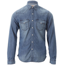 Replay denim shirt at masdings.com