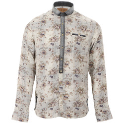 Pearly King Floral shirt at masdings.com