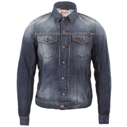 Diesel denim jacket at masdings.com