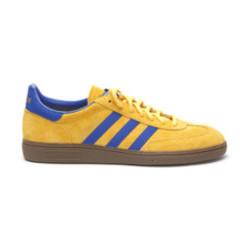 Adidas spezial in yellow at masdings.com